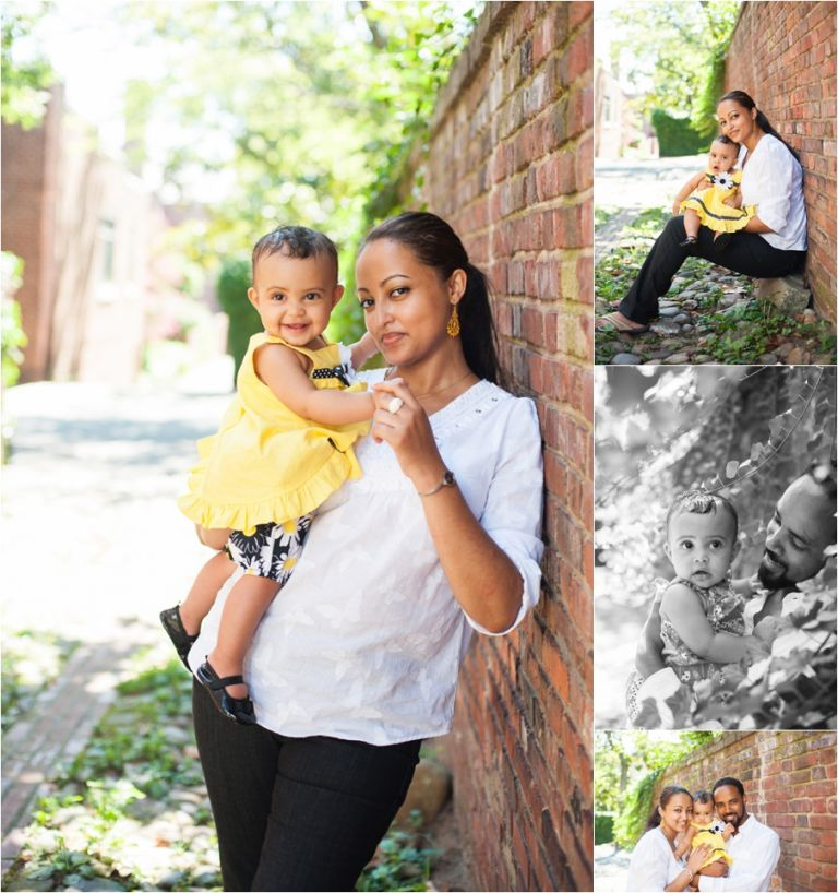 Alexandria baby and family photographer
